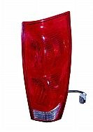 2003-2006 Chevrolet (Chevy) Avalanche Tail Light Rear Lamp - Right (Passenger)