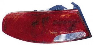 2001-2006 Dodge Stratus Tail Light Rear Lamp - Left (Driver)