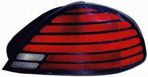 1999-2005 Pontiac Grand Am Tail Light Rear Lamp (SE) - Right (Passenger)