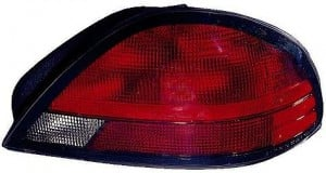 1999-2005 Pontiac Grand Am Tail Light Rear Lamp (GT) - Right (Passenger)
