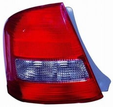 1999-2001 Mazda Protege Tail Light Rear Lamp - Left (Driver)