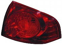 2004-2006 Nissan Sentra Tail Light Rear Lamp (SE-R/SE-R Spec V / Quarter Panel Mounted) - Right (Passenger)