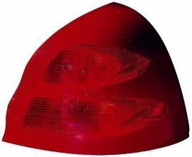 2004-2008 Pontiac Grand Prix Tail Light Rear Lamp - Left (Driver)