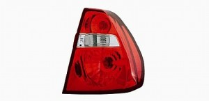 2004-2008 Chevrolet (Chevy) Malibu Tail Light Rear Lamp - Right (Passenger)