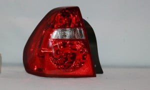 2004-2008 Chevrolet (Chevy) Malibu Tail Light Rear Lamp - Left (Driver)