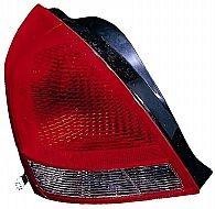 2001-2003 Hyundai Elantra Tail Light Rear Lamp (Sedan) - Right (Passenger)
