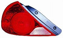 2000-2004 Kia Spectra Tail Light Rear Lamp - Left (Driver)