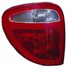 2004-2007 Dodge Caravan Tail Light Rear Lamp - Left (Driver)