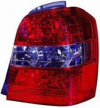 2004-2007 Toyota Highlander Tail Light Rear Lamp - Right (Passenger)