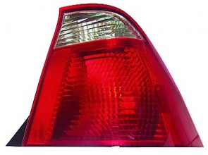 2005-2007 Ford Focus Tail Light Rear Lamp - Right (Passenger)