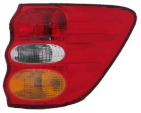 2001-2004 Toyota Sequoia Tail Light Rear Lamp - Right (Passenger)