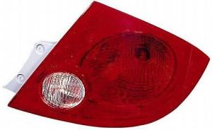2005-2010 Chevrolet Chevy Cobalt Tail Light Rear Lamp (Sedan) - Right (Passenger)