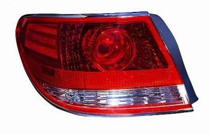 2005-2006 Lexus ES330 Tail Light Rear Lamp - Left (Driver)
