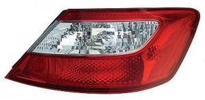 2006-2008 Honda Civic Tail Light Rear Lamp (Coupe) - Right (Passenger)