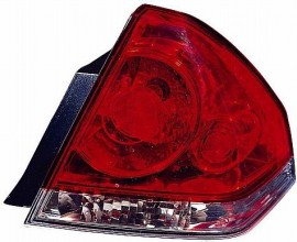 2006-2012 Chevrolet (Chevy) Impala Tail Light Rear Lamp - Right (Passenger)