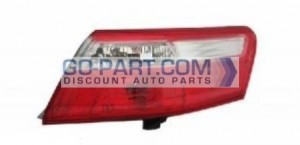 2007-2009 Toyota Camry Tail Light Rear Lamp (Outer Lamps / USA) - Right (Passenger)