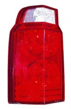 2006-2010 Jeep Commander Tail Light Rear Lamp - Left (Driver)