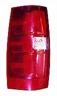 2007-2010 Chevrolet (Chevy) Tahoe Tail Light Rear Lamp - Left (Driver)