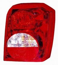 2007-2007 Dodge Caliber Tail Light Rear Lamp - Right (Passenger)