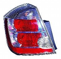 2007-2009 Nissan Sentra Tail Light Rear Lamp (with 2.0L Engine) - Left (Driver)