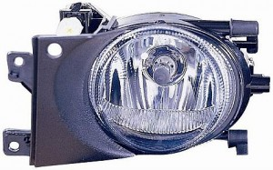 2001-2003 BMW 530i Fog Light Lamp - Left (Driver)