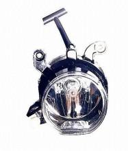 2001-2003 BMW 325i Fog Light Lamp (Convertible / to 3/03) - Right (Passenger)