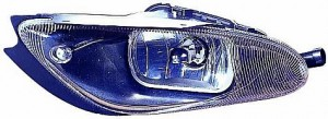 1999-2004 Chrysler 300M Fog Light Lamp - Left (Driver)