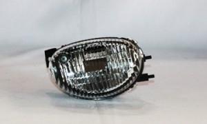 2001-2002 Chrysler Sebring Fog Light Lamp - Left (Driver)
