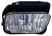 2003-2004 Chevrolet (Chevy) Silverado  Fog Light Lamp - Right (Passenger)