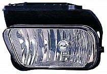 2003-2004 Chevrolet (Chevy) Silverado  Fog Light Lamp - Left (Driver)