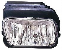 2005-2007 Chevrolet (Chevy) Silverado  Fog Light Lamp - Left (Driver)