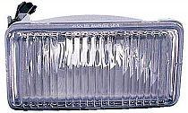 1998-2004 Chevrolet (Chevy) S10 Pickup Fog Light Lamp - Right (Passenger)
