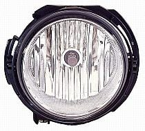 2006-2010 Chevrolet (Chevy) HHR Fog Light Lamp - Left (Driver)
