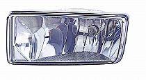 2007-2011 Chevrolet (Chevy) Silverado  Fog Light Lamp - Left (Driver)
