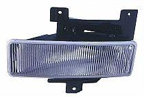 1997-1998 Ford F-Series Heritage Pickup Fog Light Lamp - Right (Passenger)