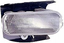 2004-2004 Ford F-Series Light Duty Pickup Fog Light Lamp (without Lightning / Heritage) - Right (Passenger)