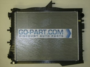2004-2007 Dodge Durango Radiator