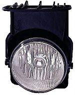 2003-2004 GMC Sierra Fog Light Lamp - Left (Driver)