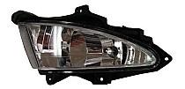 2007-2010 Hyundai Elantra Fog Light Lamp - Left (Driver)