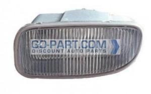 1999-2003 Jeep Grand Cherokee Fog Light Lamp - Right (Passenger)