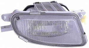 2000-2003 Mercedes Benz E430 Fog Light Lamp - Right (Passenger)