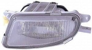 2000-2003 Mercedes Benz E430 Fog Light Lamp - Left (Driver)