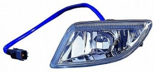 1999-2003 Mazda Protege Fog Light Lamp - Left (Driver)