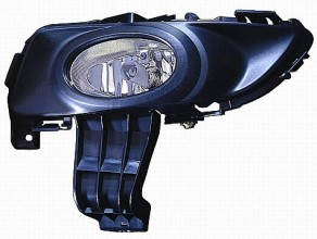 2004-2006 Mazda 3 Mazda3 Fog Light Lamp (Sedan / Standard Design) - Left (Driver)