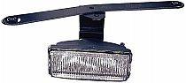 2000-2001 Nissan Xterra Fog Light Lamp - Left (Driver)
