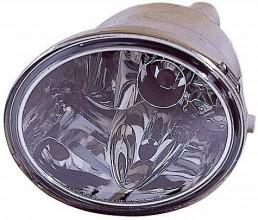 2000-2006 Toyota Tundra Pickup Fog Light Lamp (with Plastic Bumper) - Left (Driver)