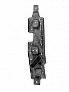 1988-2000 GMC Pickup Tail Light Connector Plate - Left (Driver)