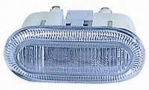 1998-2003 Volkswagen Beetle Fender Side Repeater Light (Fender Mounted / to VIN Y430000) - Left or Right (Driver or Passenger)