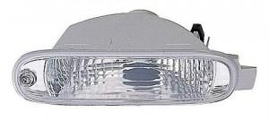 1996-1998 Mercury Villager Front Signal Light - Right (Passenger)