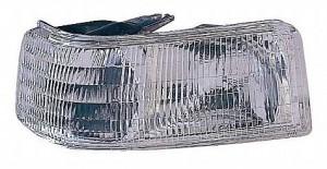 1992-2002 Cadillac Eldorado Parking / Signal Light - Left (Driver)